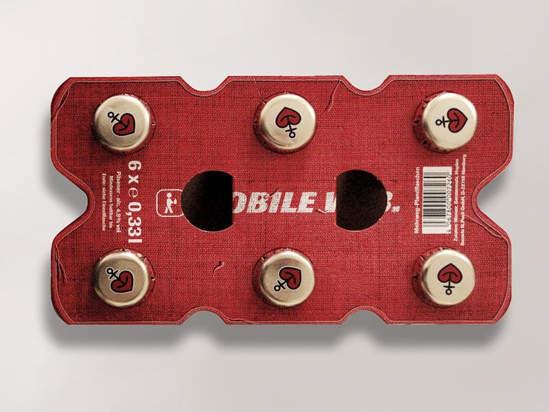 "LassalMedia – Astra Beer 6pack ""Mobile Web"" Campaign."
