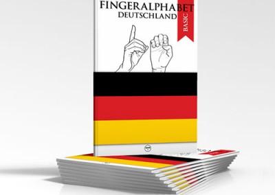 Fingeralphabet-Deutschland-Handbuch