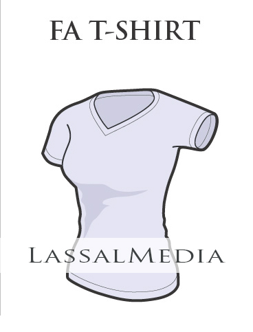 LassalMedia: Vector Graphic for FA Print Campaign