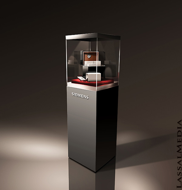 LassalMedia – Optimizing 3D Renderings for Product Visualization / Siemens-Humidor Image 03