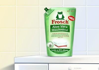 LassalMedia for Frosch (Werner & Merz)