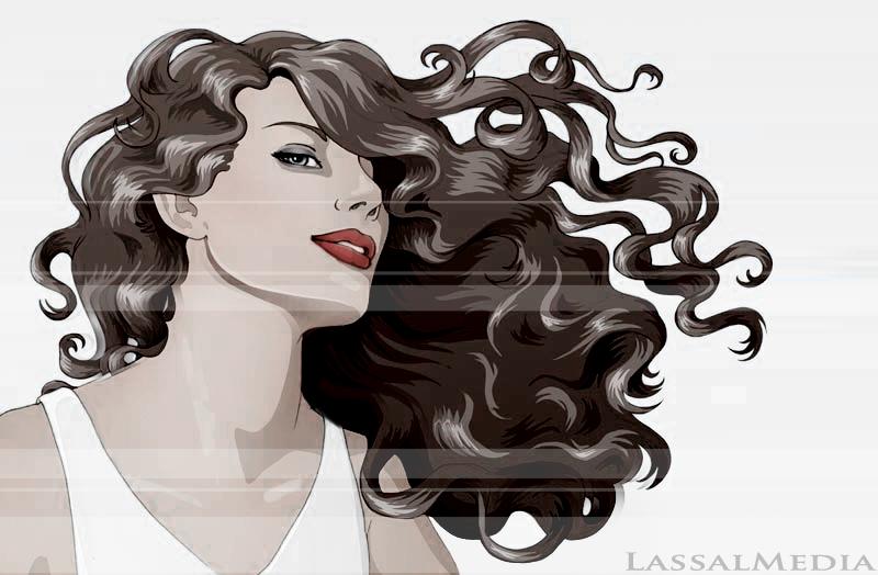 LassalMedia, KeyVisual for Guhl Haircare.