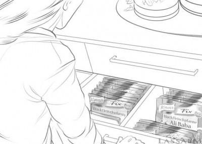 lassalmedia Knorr Storyboard Pencils