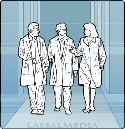LassalMedia Medical & Healthcare Illustrations