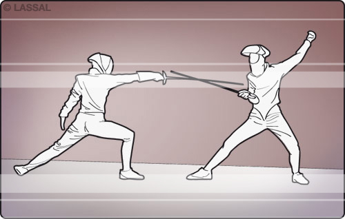 LassalMedia Sports (Fencing) for Editorial