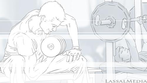 LassalMedia Nivea for Men Storyboard