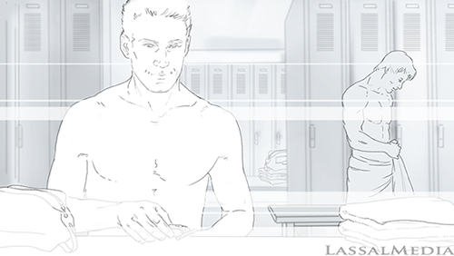LassalMedia Nivea for Men Storyboard-mind06