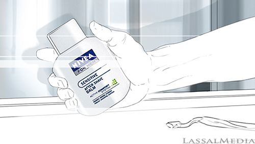 LassalMedia Nivea for Men Storyboard-mind07