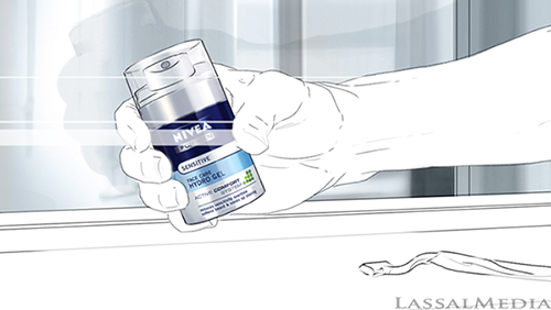 LassalMedia Nivea for Men Storyboard-mind09