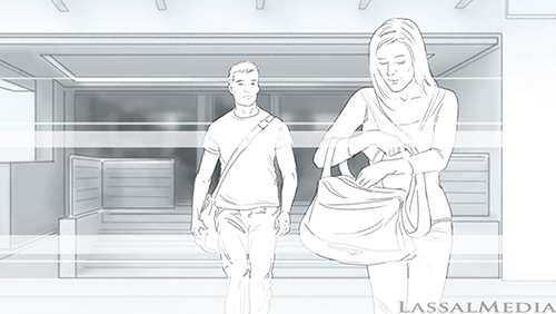 LassalMedia Nivea for Men Storyboard-mind12