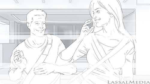 LassalMedia Nivea for Men Storyboard-mind15