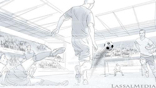 LassalMedia Nivea for Men Soccer