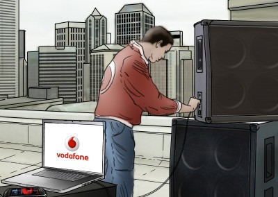 LassalMedia, quick storyboard illustrations for Vodafone (pitch)-07