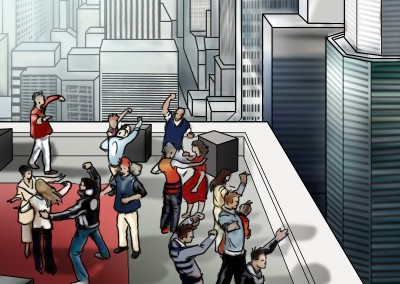 LassalMedia, quick storyboard illustrations for Vodafone (pitch)-09