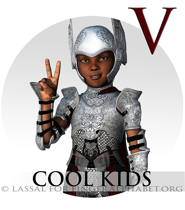 fingeralphabet coolKIDS preview V