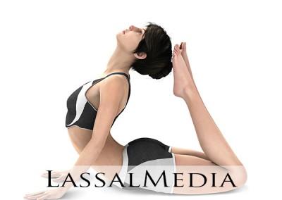 LassalMedia Yoga Positions