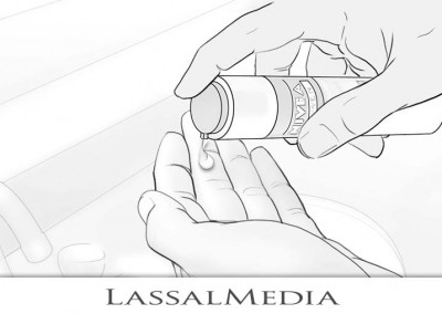 LassalMedia, storyboard pencils+ for Nivea for Men (Beiersdorf).