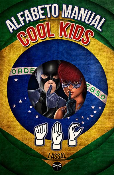 Fingeralphabet Cool KIDS