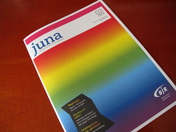 Fingeralphabet for Juna