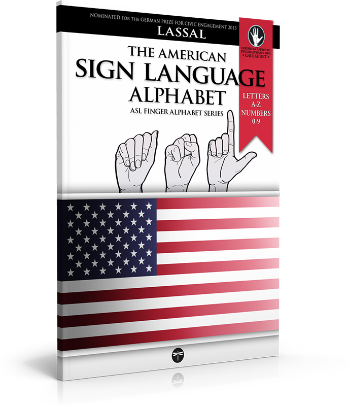 FingerAlphabet Reference Guide – American Sign Language Alphabet & Numbers 0-9