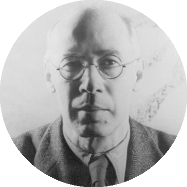A portrait of Henry Miller