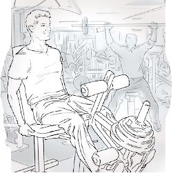 Nivea for Men Storyboard Sample