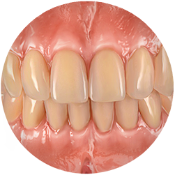 False Teeth & More for Print and Web Application