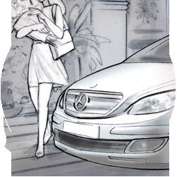 Key Visuals, Mercedes Benz