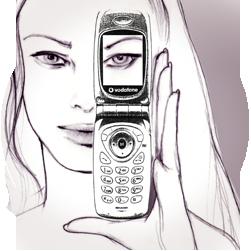 Key Visual – Vodafone