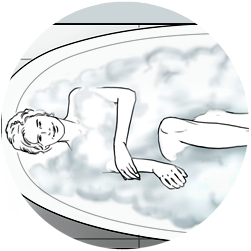 Storyboard (Pencil+) Bath, Shower, Bed & More