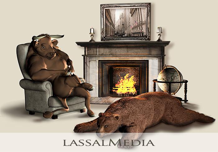 LassalMedia - DEKA Investment Zertifikate , Bulle & Bär Märkte, fur variation