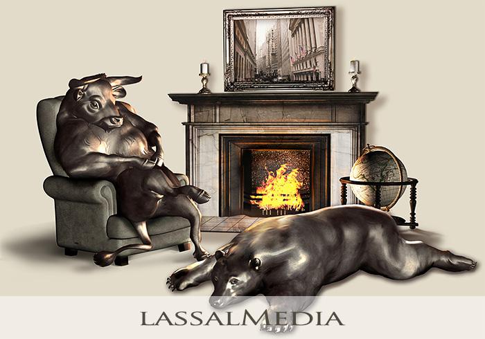 LassalMedia - DEKA Investment Zertifikate , Bulle & Bär Märkte, Metall variation
