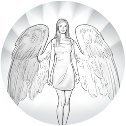 Angels, Storyboard Frames for Nivea