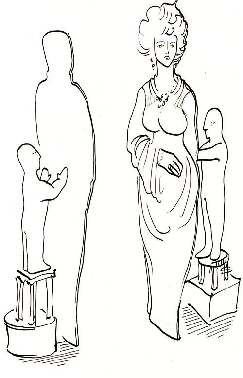 Lassal for Frankfurter Allgemeine Zeitung (1997)