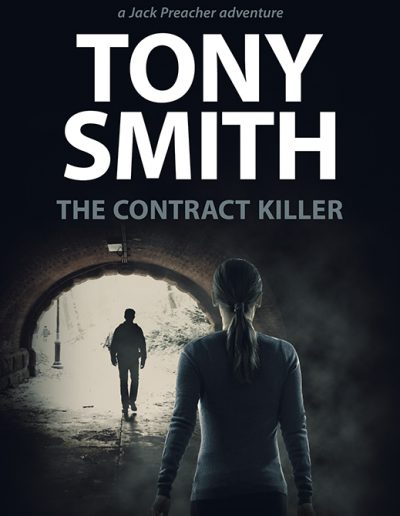 Premade-Action-Thriller-Mystery-Horror-Crime-Spy-Detective-Story-eBook-Book-Cover-The-Contract-Killer